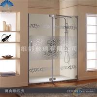 高档淋浴房玻璃