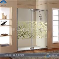 澜典淋浴房玻璃