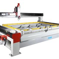2016 水刀玻璃异型切割机