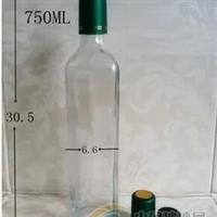 方形橄榄油玻璃瓶加工厂家