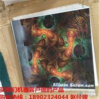3D浮雕影视墙uv彩印机