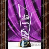冠军水晶奖杯 k9水晶奖杯定制