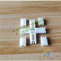 铝条十字插件 十字连接件 双管铝条插件