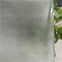 水晶 青岛金晶压延压花艺术玻璃生产厂家直供