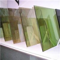 有色玻璃,F绿原片、自然绿原片