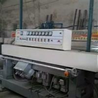 二手玻璃磨边机郑州海鑫二手玻璃机械厂