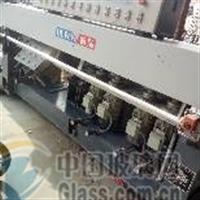 山东菏泽出售回收二手玻璃磨边机