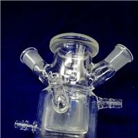 石英三口瓶配导气管
