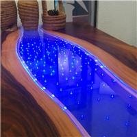 LED发光玻璃 双层夹胶 多种格式 可定制