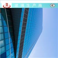 秦皇岛玻璃6mm福特蓝镀膜玻璃