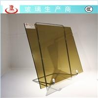 供应秦皇岛4-10mm粉红色在线镀膜玻璃、浮法玻璃原片