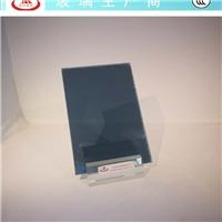 福特蓝镀膜玻璃4mm 5mm 6mm装饰幕墙