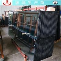 中空镀膜玻璃 5+12A+5玻璃加工厂定做幕墙