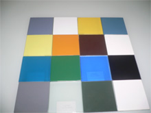 漆面玻璃(未鋼化)廠