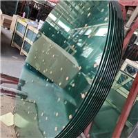 天津厂家专业定制6mm单片钢化玻璃