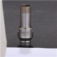 供应螺纹柄整体钻头L75/L95厂