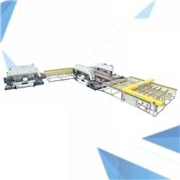 佛山玻璃機械廠家 L型自動直線磨邊生產線