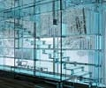 """""""冰立方""""创意十足 玻璃打造的唯美住房(图)"""
