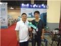 中国玻璃网沙河展会独家专访――江苏华邦玻璃机械有限公司