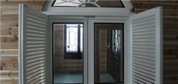 玻璃百叶窗的结构