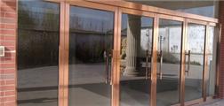 不锈钢门夹无框玻璃门的安装方法