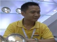 中国玻璃网专访:江门市南华金刚石砂轮有限公司