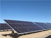 中国靠前片铜铟镓硒薄膜太阳能模组在蚌埠成功下线
