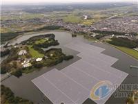 日本建成本国较大水上太阳能发电站
