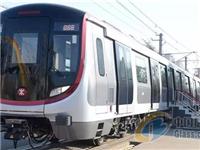 世界较高防火等级地铁列车在青岛下线