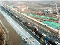 济南:全球首段光伏高速公路正式通车!