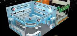 广头玻璃机械配件参加第28届中国(北京)国际玻璃工业技术展览会