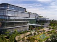 联合利华印度尼西亚总部,玻璃成为重头戏