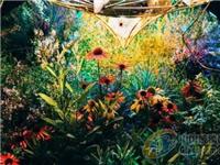 日本举办宫泽贤治诞辰120周年灯展玻璃装置灯展