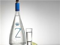 白酒玻璃酒瓶的蒙砂工艺的流程