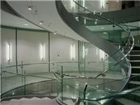 玻璃护栏必须使用安全玻璃吗  不锈钢玻璃护栏施工工艺