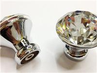 水钻是水晶切割成钻石的样子吗  用什么可以在水晶玻璃制品上打孔