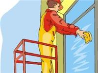 擦玻璃技巧有哪些  清洁玻璃的工具有哪些