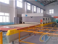 钢化炉生产的弯玻璃弧度不稳定,如何解决?