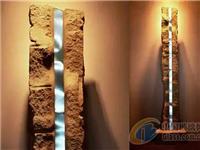 惊人创意,石材竟能跟玻璃有这样的结合