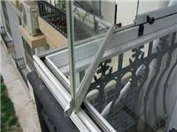 铝合金门窗验收规范  铝合金门窗玻璃厚度标准