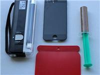 如何更换手机玻璃外屏  手机触摸屏使用的是什么玻璃
