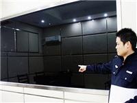 普通玻璃能加工成单面透光玻璃窗吗  单向透视玻璃安装步骤