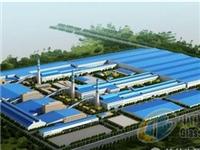 醴陵旗滨电子玻璃窑炉烟气脱硫脱硝除尘项目正式启动