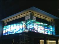 LED透明屏和LED玻璃屏的区别  什么是透明LED显示屏