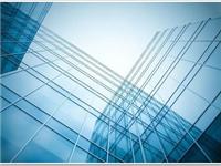 建筑玻璃幕墙的特点  低反射玻璃蒙砂粉是什么