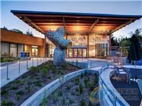 俄勒冈动物园教育中心采用Solarban 70XL玻璃产品