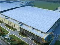 京东方10.5代线液晶显示器件项目昨日在汉封顶