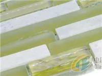 玻璃马赛克通常规格是多厚  水晶玻璃镜面马赛克怎么施工