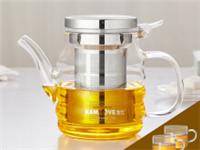 煮茶器怎么用  玻璃茶壶的优点