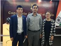 2019中国广州国际玻璃展会走访印度驻广州领事馆|促中印交流